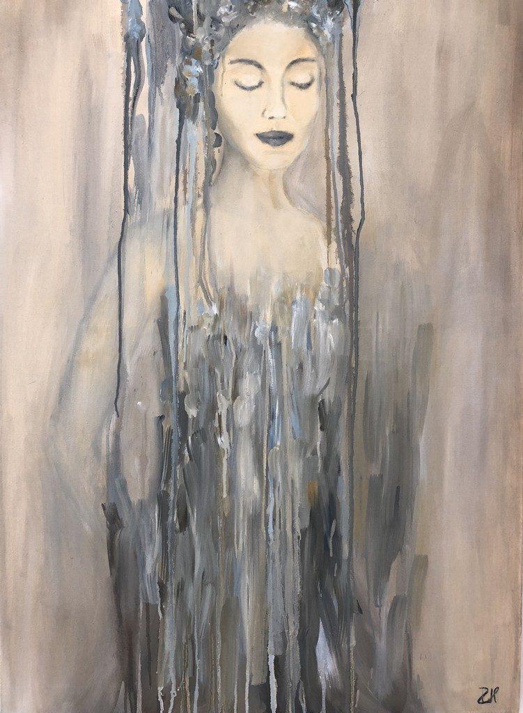 PEACE - oil on canvas - 70x100 cm
